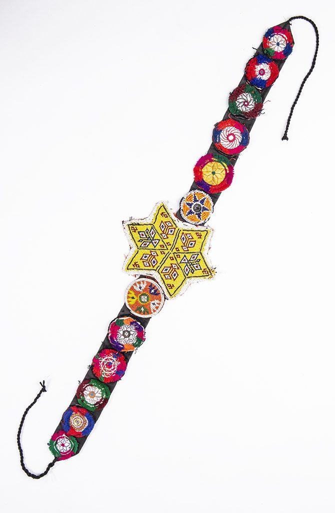 Tribal Medallion Belts - Style 4
