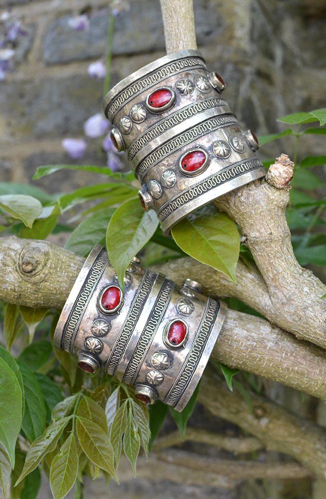 Tribal Cuffs - 2 Row