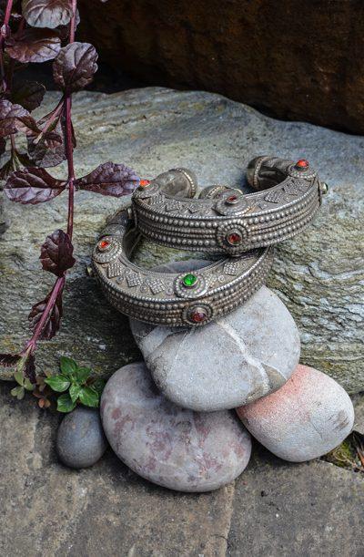 Vintage Kuchi Bracelets
