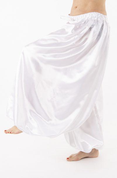 Pantaloon / Harem Pants - White