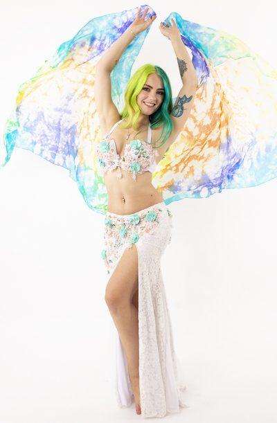 Belly Dance Costume - Pretty Perfect