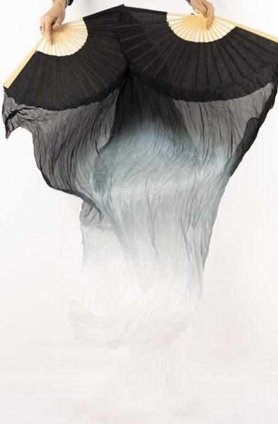 Fan Veils - Black & White