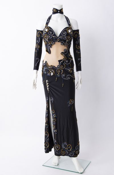 Baladi Dress - Black
