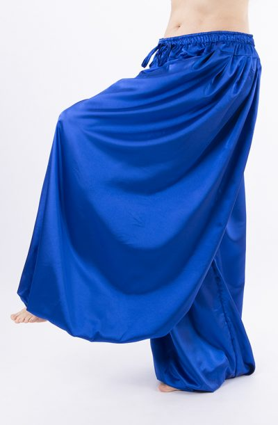 Pantaloon / Harem Pants - Royal Blue XL