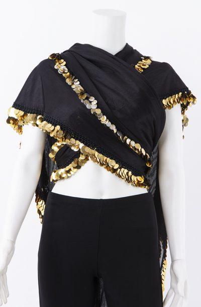Melaya - Black & Gold
