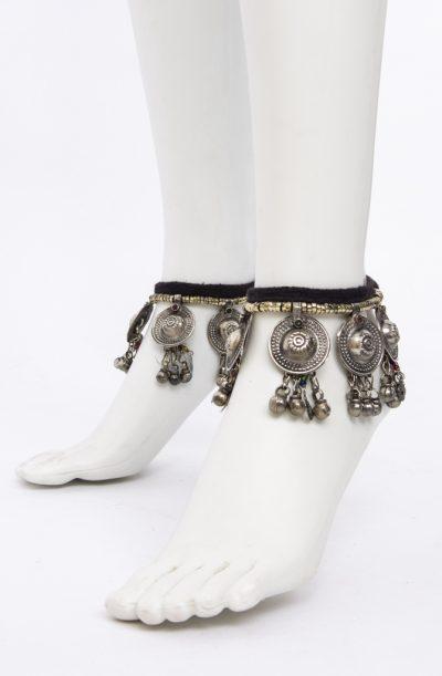 Kuchi Anklets - Pair