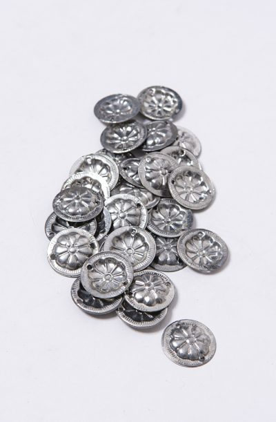 Metal Amulets - Silver